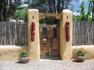 Hot Tub Entrance